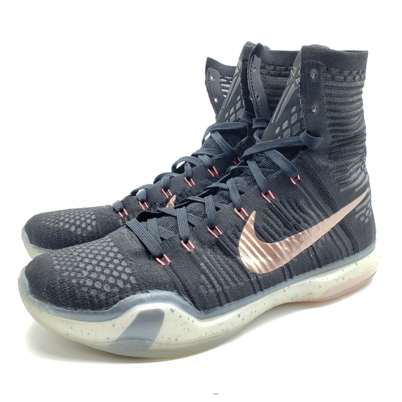 Nike Shoes | Kobe X 10 Elite High Rose
